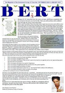 BERT Dec 20-Jan 21 cover